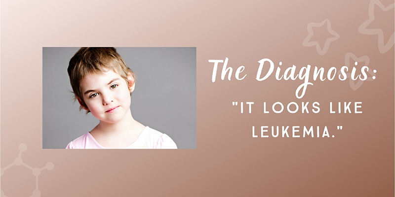 blog header the diagnosis it looks like leukemia