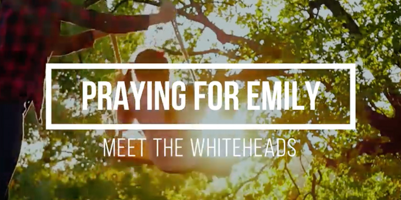 praying for emily video introduction